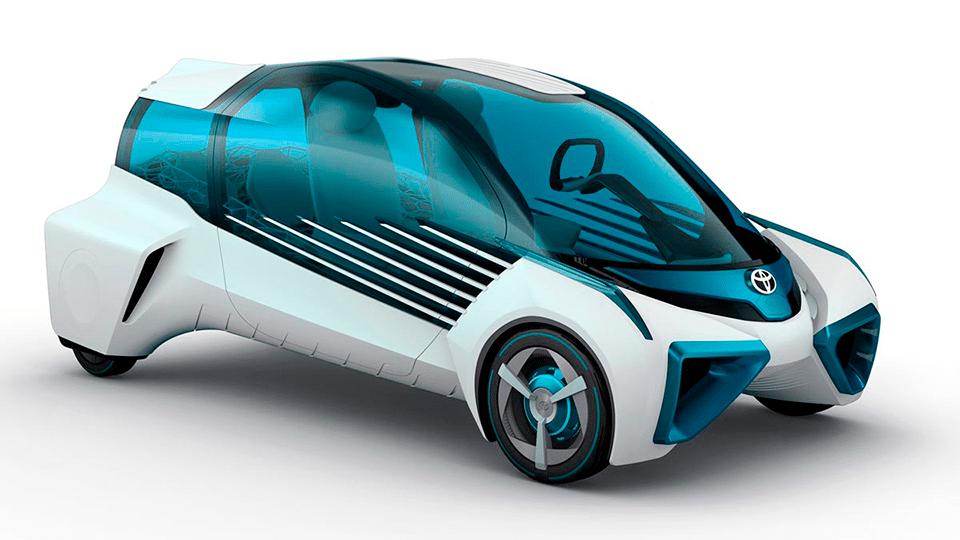El Hidrogeno como Alternativa a los coches eléctricos y combustibles fósiles