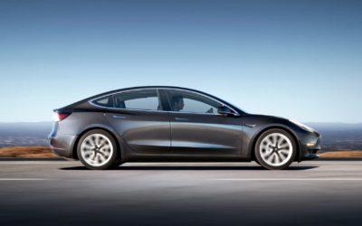 Aquí están las últimas noticias sobre el modelo 3 de Tesla