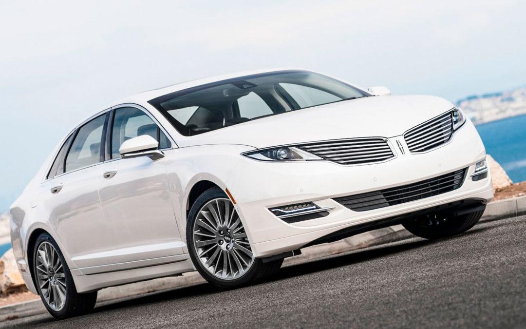 Lincoln MKZ Hybrid – Crítica a los nuevos coches eléctricos