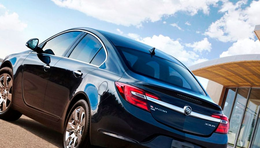 Buick Regal Hybrid | Opiniones sobre nuevos vehículos eléctricos