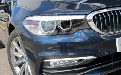 BMW ActiveHybrid 5 | Opiniones sobre nuevos motores eléctricos