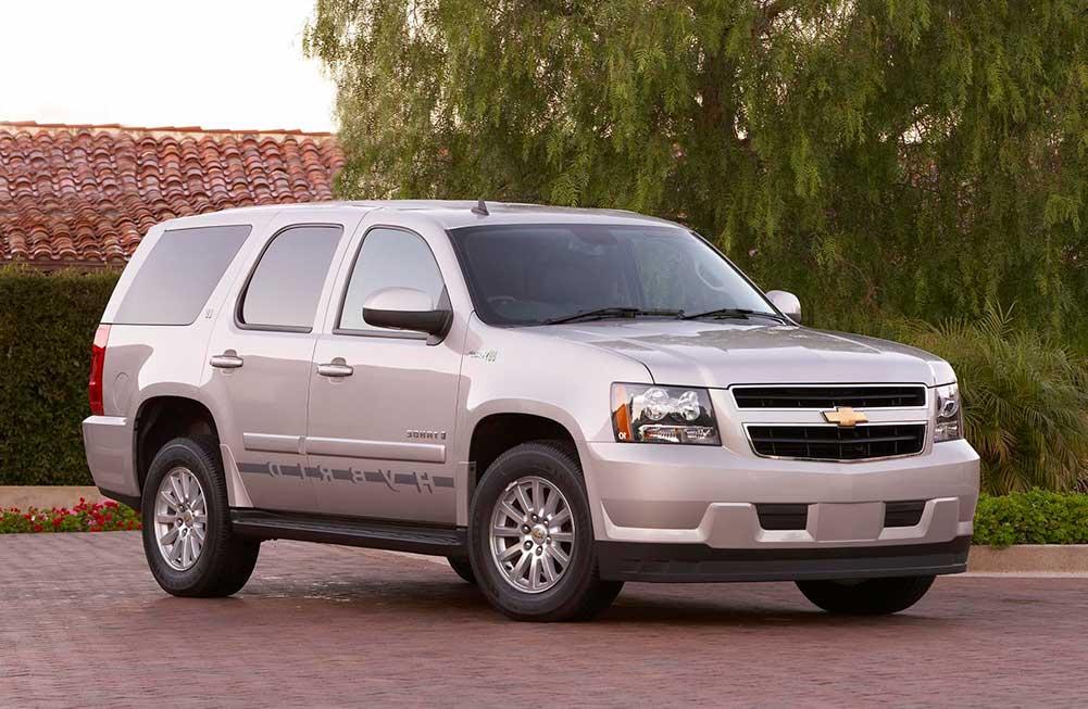 Chevrolet Tahoe SUV híbrido