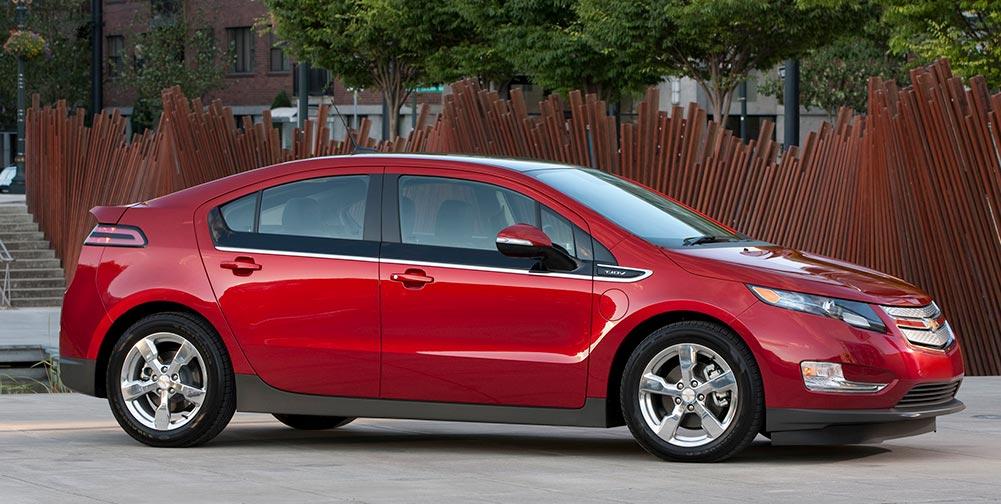 Chevrolet Volt | Evaluaciones de nuevos vehículos eléctricos