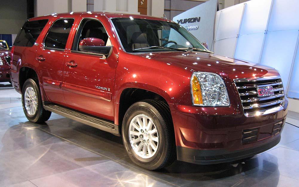GMC Yukon Híbrido