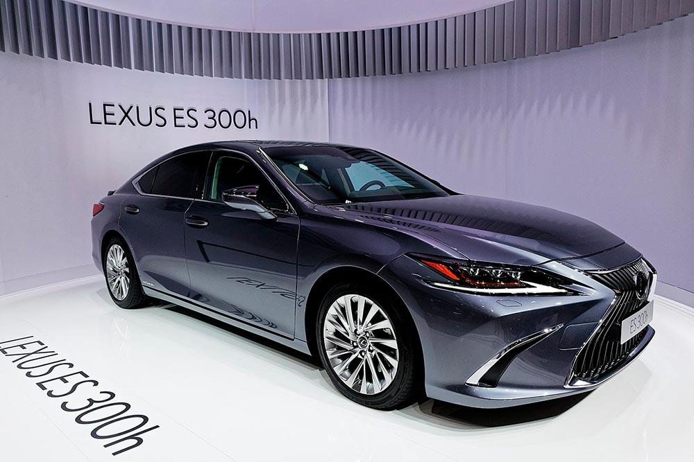 Lexus ES300h | Evaluaciones de nuevos automóviles eléctricos