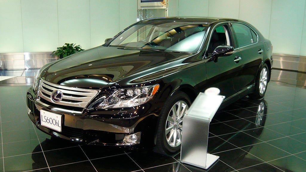 Lexus LS 600h L | Todo acerca de este modelo