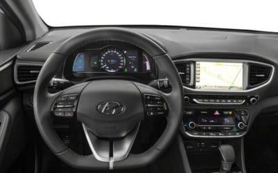 Actualizaciones del Hyundai híbrido Sonata