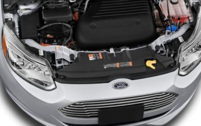 Coches eléctricos Nissan Leaf Vs  Ford Focus Eléctrico